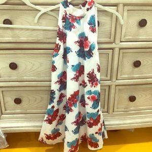 Lover + Friends floral flare dress